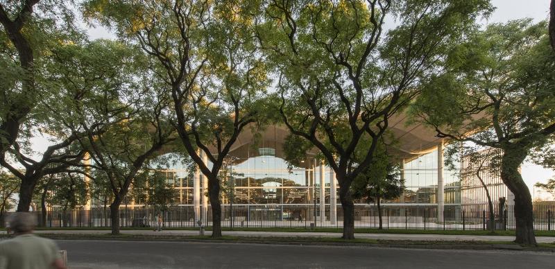 Jefatura de Gobierno de Buenos Aires - Foster + Partners